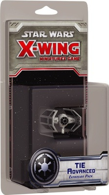 Star Wars X-Wing Miniatures Game: TIE Advanced Expansion Pack