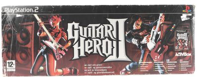 Guitar Hero II (Guitar + Game)