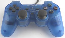 Playstation 1 Controller Dualshock (Blue)
