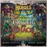 Heroes of Land, Air & Sea: Order and Chaos Expansion (PREORDER)