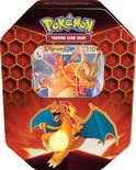 Pokemon SM11.5 Hidden Fates Tin Charizard GX