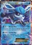 Glaceon EX 20/124 - X&Y Fates Collide