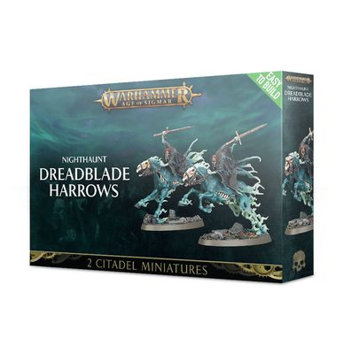 Easy to Build: Nighthaunt Dreadblade Harrows