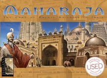 Maharaja: The Game of Palace Building in India *USED*