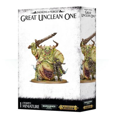 Chaos Daemons The Great Unclean One