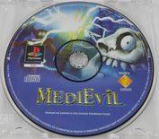Medievil (German Version) - PS1