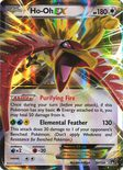 Ho-Oh EX 92/122 - X&Y BREAKpoint