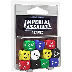 FFG Imperial Assault Dice Pack