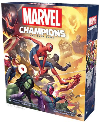 Marvel Champions: The Card Game (LCG Core Set)
