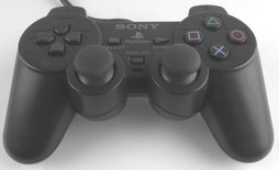 Playstation 1 Controller Dualshock (Black)