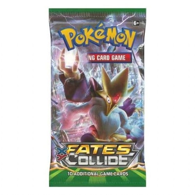 XY10: Fates Collide Booster