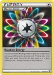Rainbow Energy 131/146 - X&Y (Base Set)