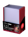 Ultra Pro Toploader With Red Borders (25pcs)