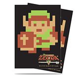 Ultra Pro Sleeves, 8-bit Link (65pcs)
