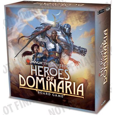 Magic the Gathering: Heroes of Dominaria Board Game Standard Edition (PREORDER)