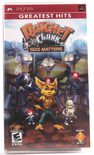 Ratchet & Clank: Size Matters (Greatest Hits) - PSP