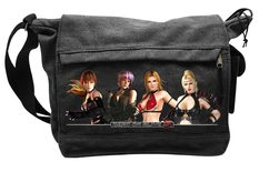 Dead or Alive Messenger Bag: Group