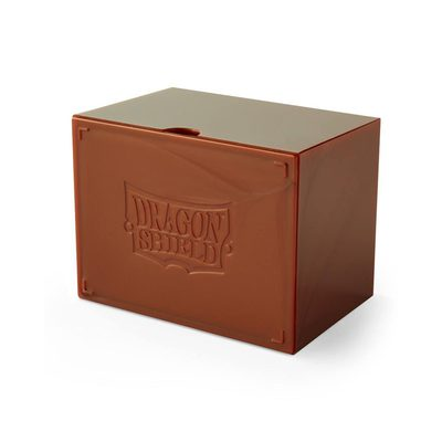 Dragon Shield Deck Box, Copper