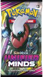 Pokemon SM11: Sun & Moon Unified Minds Booster