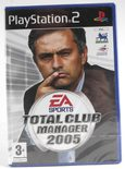 Total Club Manager 2005 - PS2