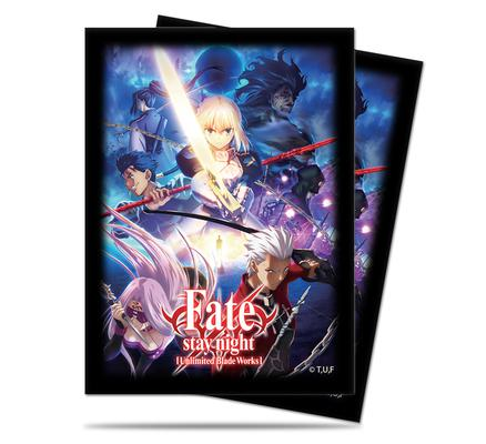 Ultra Pro Sleeves Fate/stay Night: Servants (50pcs)