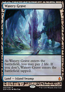 Watery Grave - Zendikar Expeditions