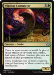 Winding Constrictor - Aether Revolt