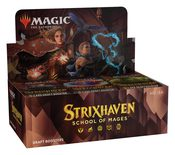 Strixhaven: School of Mages Draft Booster Display