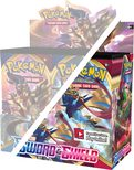 Pokemon SS1: Sword & Shield Booster Half Box