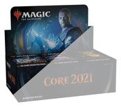 Core Set 2021 Draft Booster Half Box
