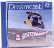 MTV Sports: Skateboarding Featuring Andy Macdonald - Dreamcast