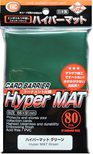 KMC Sleeves Hyper Matte Green (80pcs)