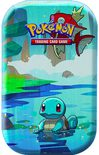 Pokemon Kanto Friends Mini Tin: Squirtle