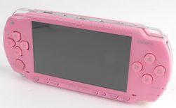 PSP Console 1000 - Series Pink Bundle