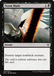 Doom Blade - Archenemy - Nicol Bolas