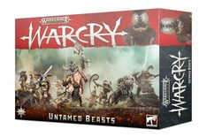 Warcry Untamed Beasts