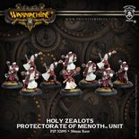 Protectorate of Menoth Holy Zealots Unit