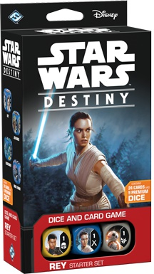 Star Wars Destiny: Rey Starter Pack