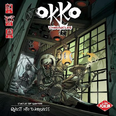 Okko Chronicles: Cycle of Water - Quest into Darkness (PREORDER)