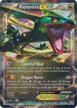 Rayquaza EX 85/124 - Black & White 6: Dragons Exalted