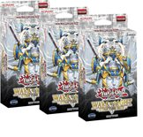 Yu-Gi-Oh Structure Deck: Wave of Light 3x Bundle