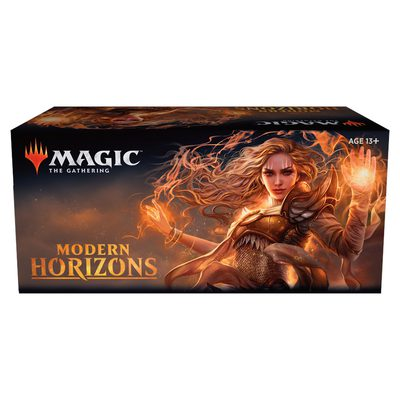 Modern Horizons Booster Display Box