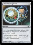 Chromatic Sphere - Mirrodin