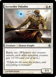 Accorder Paladin - Mirrodin Besieged