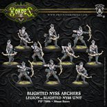 Legion of Everblight Blighted Nyss Archers / Blighted Nyss Swordsmen
