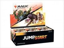 Jumpstart Booster Display Box