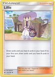 Lillie 122/149 - Sun & Moon (Base Set)