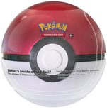 Pokemon Spring 2019 Tin: Poke Ball