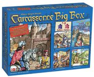 Carcassonne Big Box (Scandic, 2015)