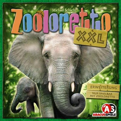 Zooloretto XXL (EN/DE/FR/IT)